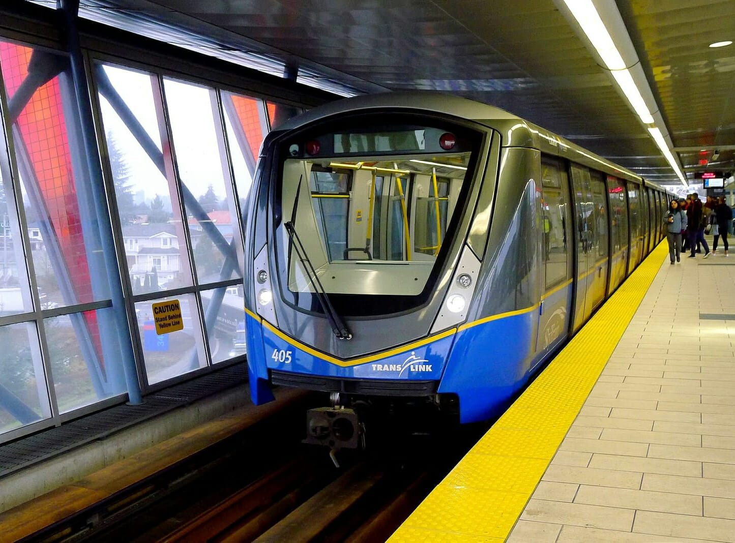 City of Surrey Skytrain